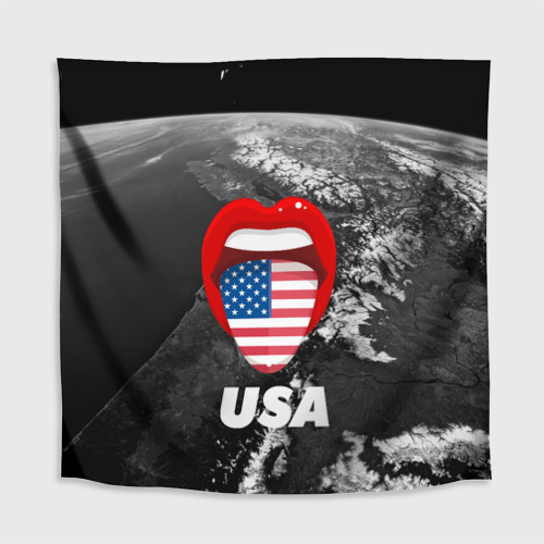 Скатерть 3D  Фото 02, USA