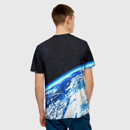 Мужская футболка 3D  Фото 02, France