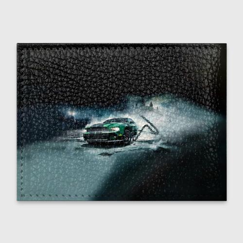 Обложка для студенческого билета  Фото 02, Призрачный Ford Mustang