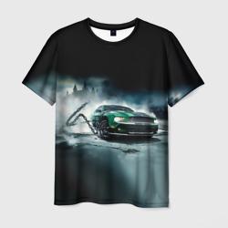 Призрачный Ford Mustang