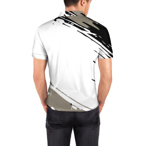 Мужская рубашка поло 3D  Фото 04, Саске и Итачи