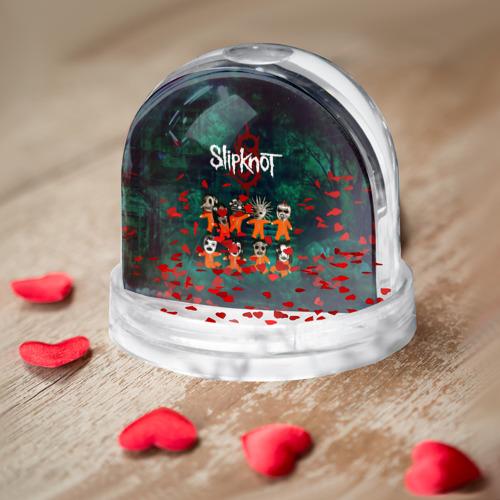 Водяной шар  Фото 03, Группа Slipknot