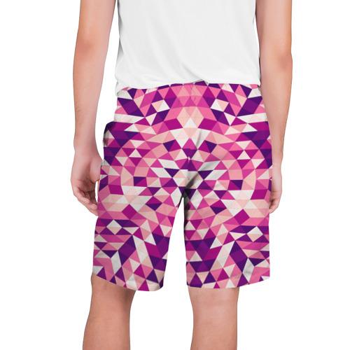 Мужские шорты 3D  Фото 02, Geometric pattern