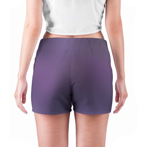 Женские шорты 3D  Фото 04, Purple