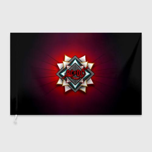 Флаг 3D  Фото 03, AC/DC since 1973
