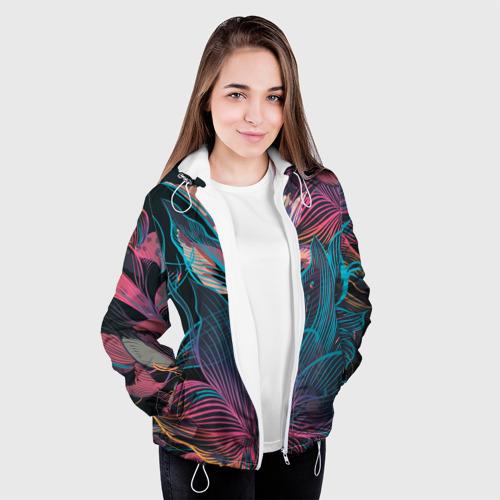 Женская куртка 3D  Фото 04, Авангард страсти