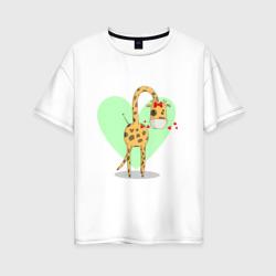 Жираф - мама