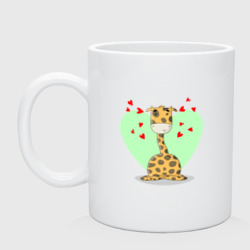 Жираф - ребенок