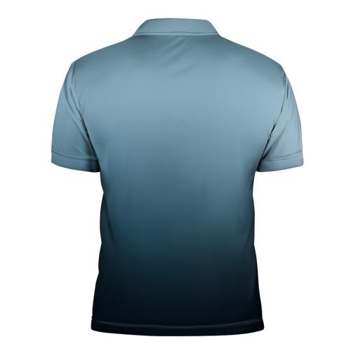 Мужская рубашка поло 3D  Фото 02, War