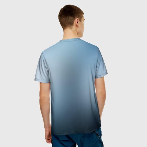 Мужская футболка 3D  Фото 02, battlefield
