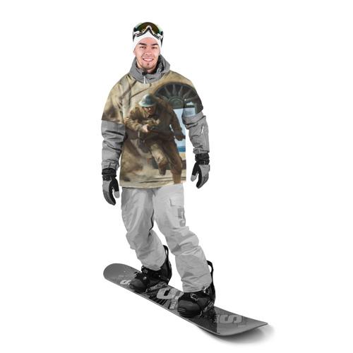 Накидка на куртку 3D  Фото 03, Первая Мировая
