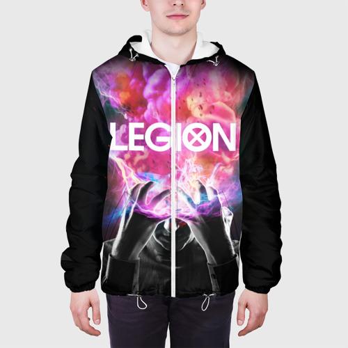 Мужская куртка 3D Легион