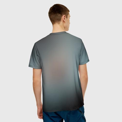 Мужская футболка 3D  Фото 02, IN THE NAME