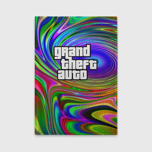 Обложка для автодокументов  Фото 01, Grand Theft Auto