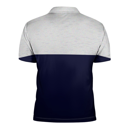 Мужская рубашка поло 3D  Фото 02, Manchester United - Vintage style