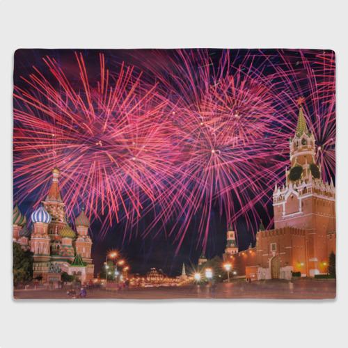 Плед 3D  Фото 03, День города Москва