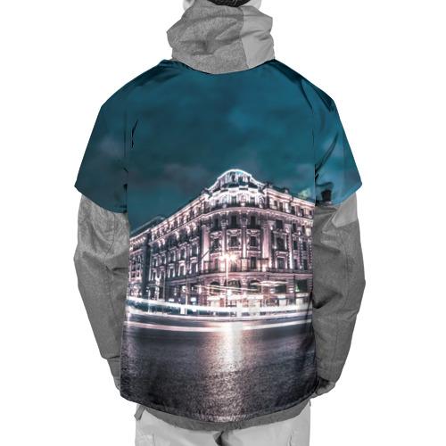 Накидка на куртку 3D  Фото 02, 870 лет Москве