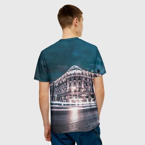 Мужская футболка 3D  Фото 02, 870 лет Москве