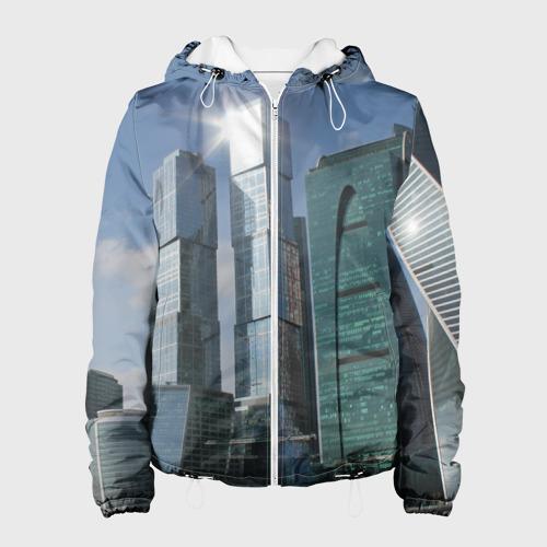 Женская куртка 3D  Фото 01, Москва-сити