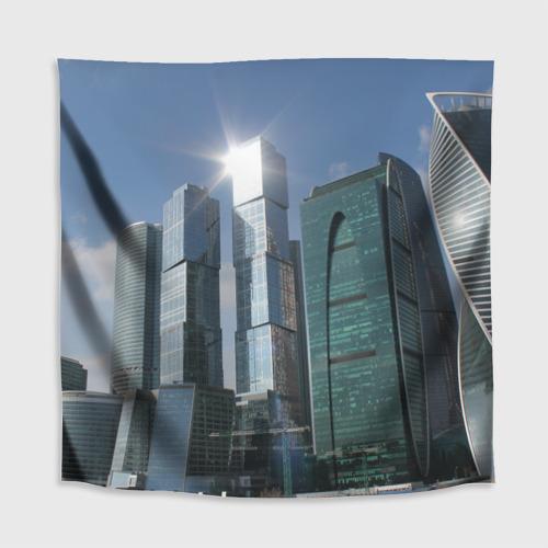 Скатерть 3D  Фото 02, Москва-сити