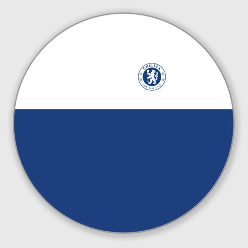 Коврик для мышки круглый  Фото 01, Chelsea - Light Blue