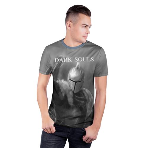 Мужская футболка 3D спортивная  Фото 03, Dark Souls