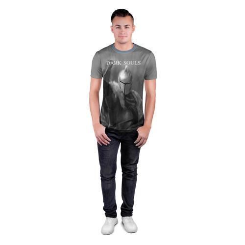 Мужская футболка 3D спортивная  Фото 04, Dark Souls