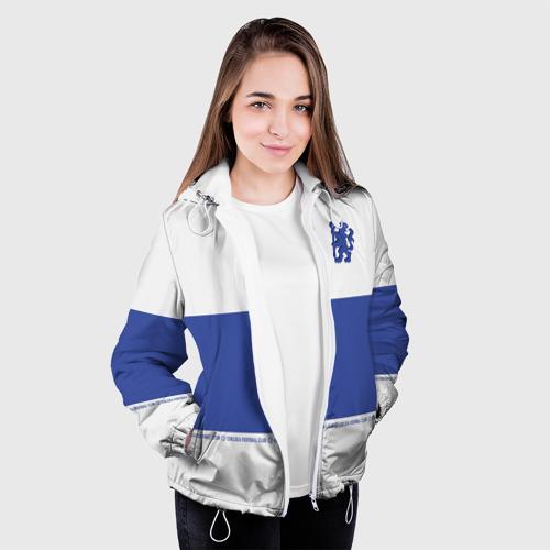 Женская куртка 3D  Фото 04, Chelsea - Premium,Season 2018