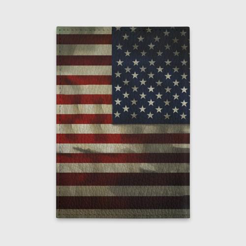 Обложка для автодокументов  Фото 02, The Notorious B.I.G.  флаг США