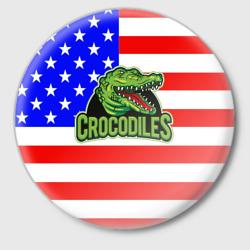 Крокодил USA