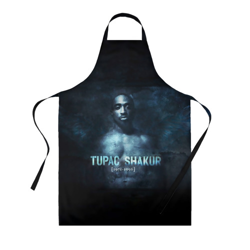 Фартук 3D Tupac Shakur 1971-1996