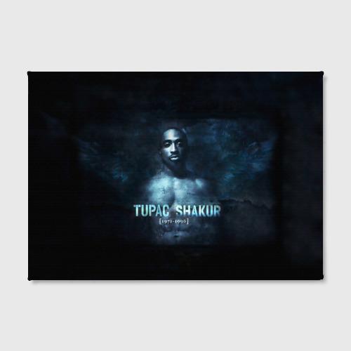 Холст прямоугольный  Фото 02, Tupac Shakur 1971-1996