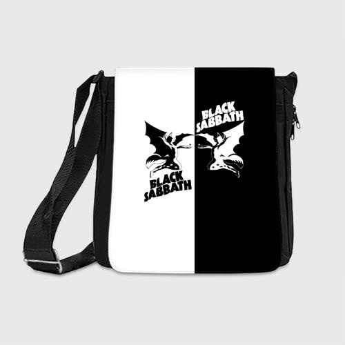 Сумка через плечо  Фото 01, Black Sabbath