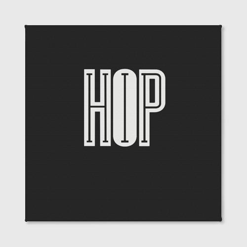Холст квадратный  Фото 02, Hip Hop