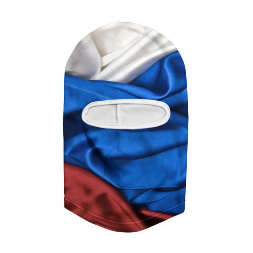 Балаклава 3D  Фото 02, Российский Триколор