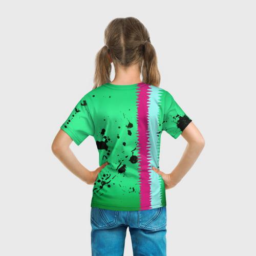 Детская футболка 3D Blink 182 Фото 01