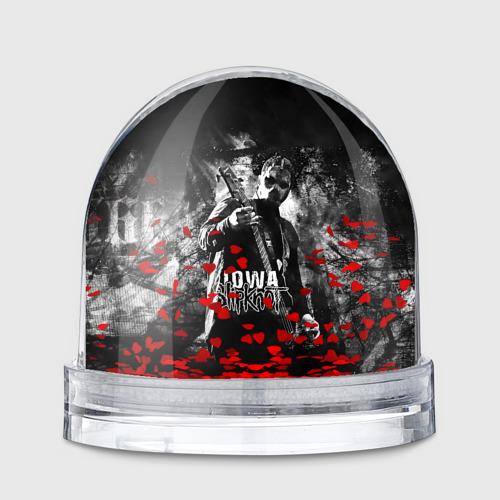 Водяной шар  Фото 01, Slipknot iowa
