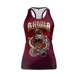 Asking Alexandria змея