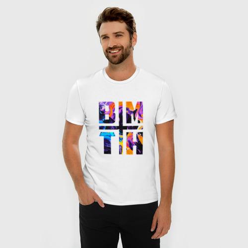 Мужская футболка премиум BMTH Фото 01