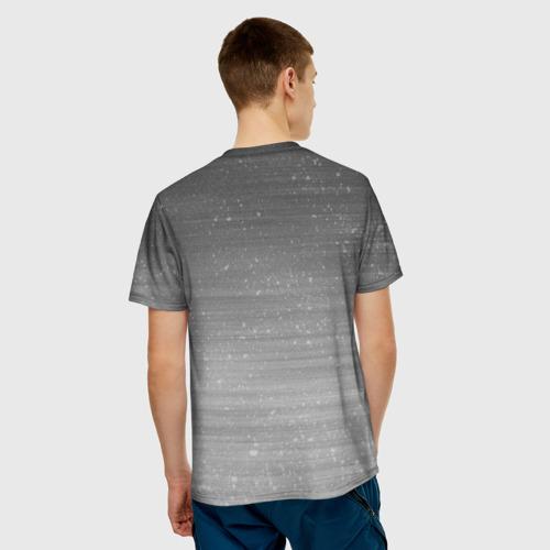 Мужская футболка 3D  Фото 02, Borussia Dortmund - New Design 2018