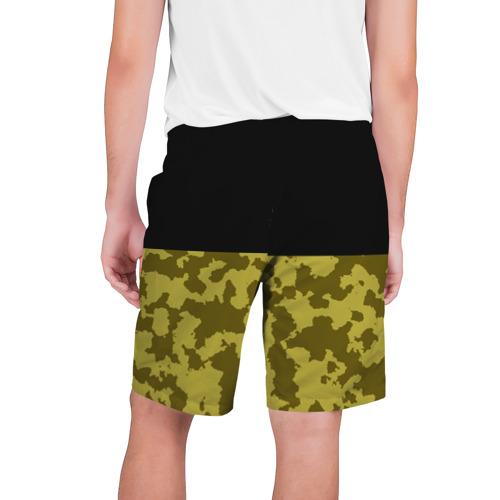 Мужские шорты 3D  Фото 02, Весенний Камуфляж