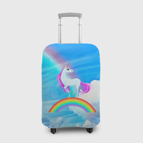 Чехол для чемодана 3D  Фото 01, Единорог