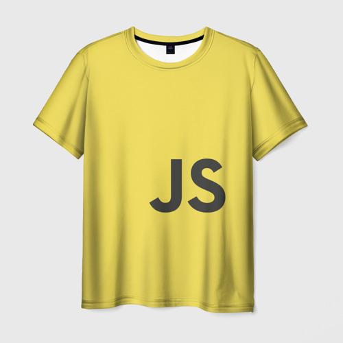 Мужская футболка 3D  Фото 03, JavaScript