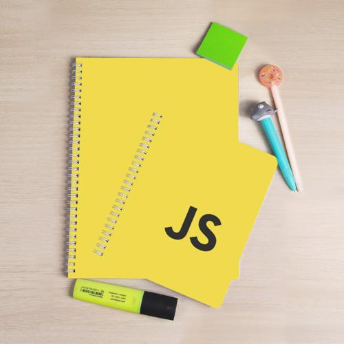 Тетрадь JavaScript Фото 01