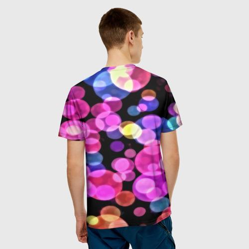 Мужская футболка 3D Милый единорог Фото 01
