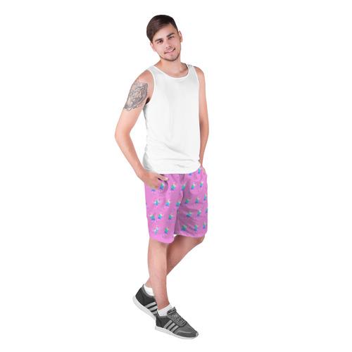 Мужские шорты 3D  Фото 03, Время приключений