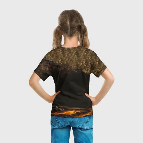 Детская футболка 3D  Фото 04, Тараканы