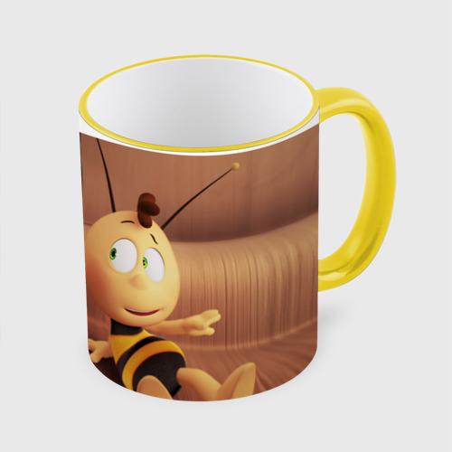 Кружка с полной запечаткой  Фото 01, пчелка Майя