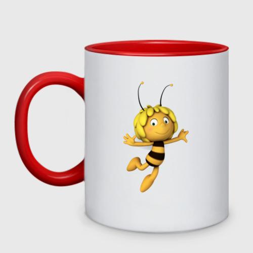 Прикольные картинки с пчелкой майей