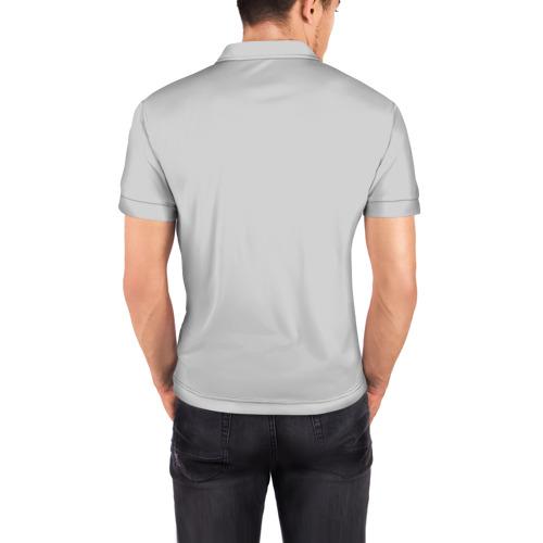 Мужская рубашка поло 3D  Фото 04, Halo wars